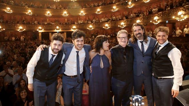 El show en el Teatro Colón organizado por LN Cultura, en diciembre último, se emitirá el próximo sábado, a las 20, por LN+