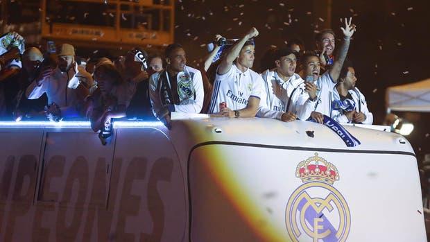 La dosificación de Cristiano marca el camino del Real Madrid al título