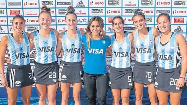 Ortiz, Jankunas, Trinchinetti, Gorzelany, Alonso, Fernández y Heyde