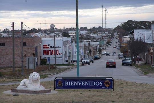 Patagones, un pueblo marcado por el dolor. Foto: LA NACION / Matías Aimar
