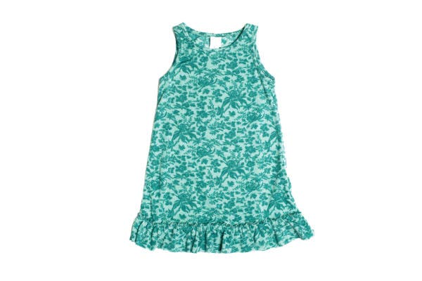 Vestido de lanilla (Cheeky, $207).