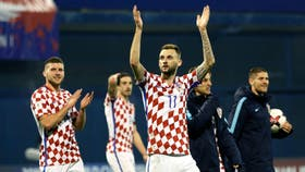 Croacia ganó ayer y sueña con el Mundial