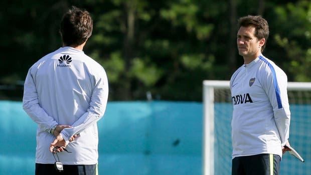 Qué dijeron Insaurralde y Silva después de las piñas en Boca