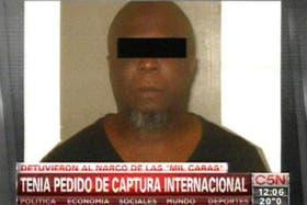 Boniface Uche Ayotanze, conocido como el narco de las mil caras, fue detenido cuando intentaba robar una joyería