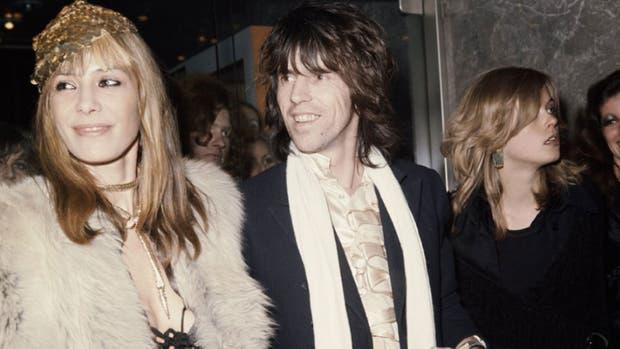 Fallece la musa de los Rolling Stones, Anita Pallenberg