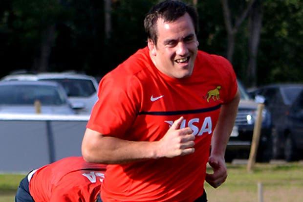 Marcos Ayerza destacó el nivel de los Springboks
