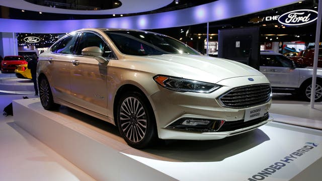 Ford anunció que el Mondeo Híbrido llegaría al país en 2018