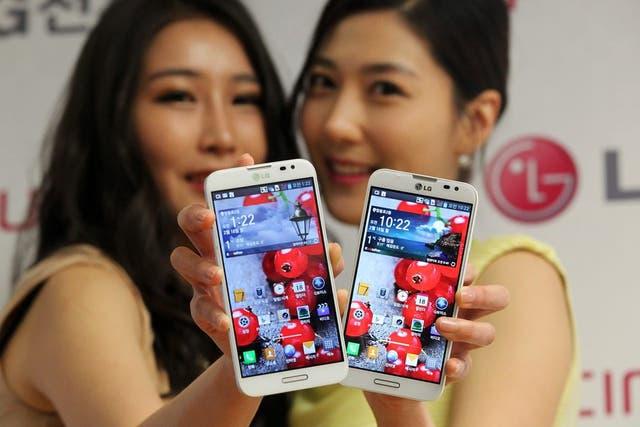 El LG Optimus G Pro anunciado en Corea, con pantalla de 5 o 5,5 pulgadas y resolución Full HD