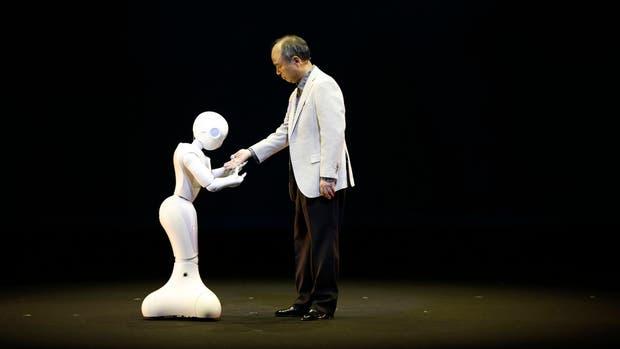 El robot Pepper, de Softbank