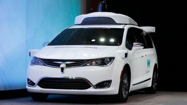 La minivan de Waymo