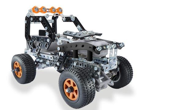 Hay 25 modelos de vehículos 4x4, su precio ronda los $2900.-