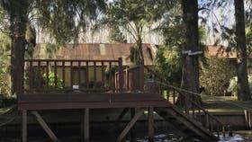 La casa de Marcos Sastre, en el arroyo Gélvez