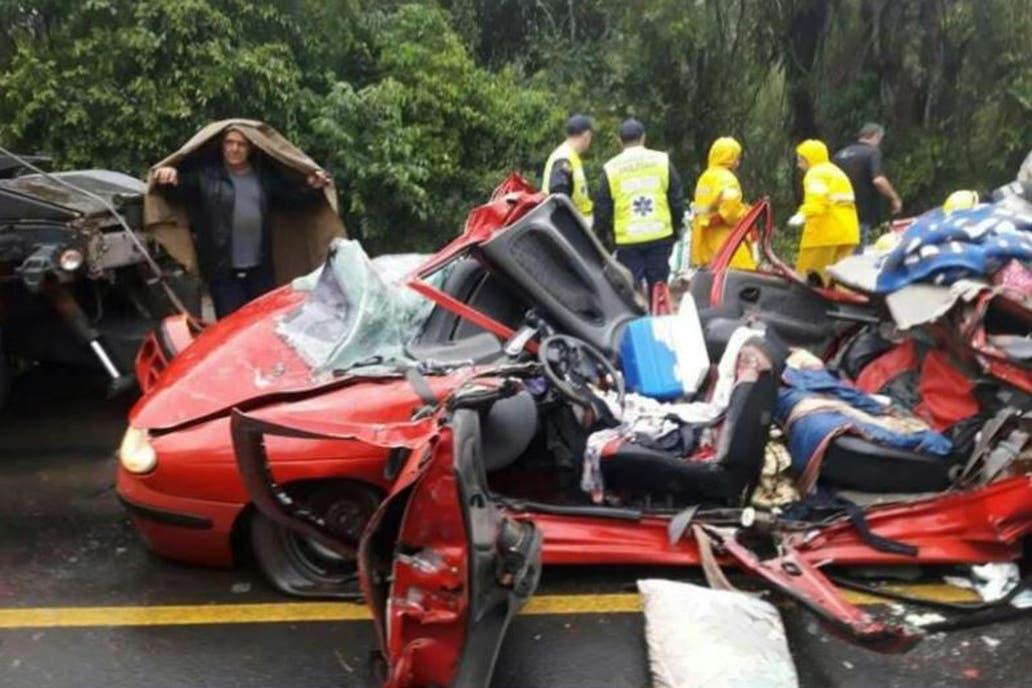 Las víctimas eran de la provincia de Misiones, una de ellas era menor de edad; ocurrió en el municipio de Pouso Redondo, en Santa Catarina