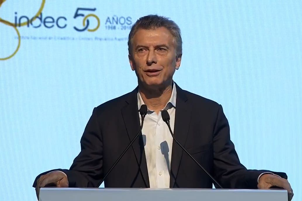 Macri aseguró que el Indec