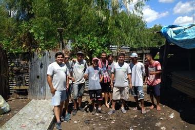 Vecinos, organizaciones y carreros trabajan codo a codo en Barrio Limpio, un proyecto modelo para toda la cuenca