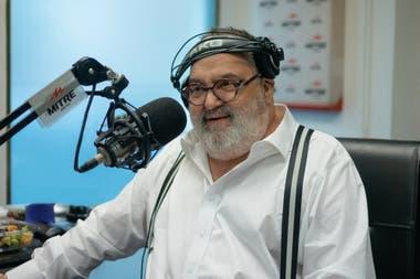 Lanata criticó a Fantino por pedir que se deje de medir el rating en televisión