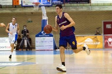 Bolmaro, ex jugador de Bahía Basket, estaría entre los puestos 20 y 25 (sobre 60) del próximo Draft, que se efectuará el 25 de junio en Nueva York.