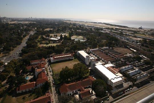 Buenos Aires se ubica en el puesto 15 entre las ciudades con mayor cantidad de edificios de altura. Foto: LA NACION / Alejandro Querol
