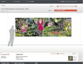 La página de VIP Art Fair