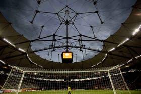 El estadio Unico, una de las sedes de la Copa América