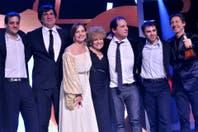 Martín Fierro: El puntero, la gran ganadora