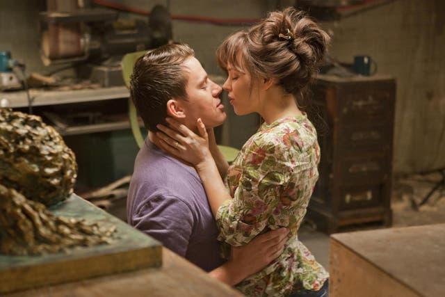 Channing Tatum y Rachel McAdams, en Votos de amor