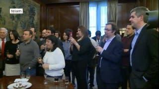 Macri destacó el rol de los periodistas y de la libertad de expresión para construir consensos
