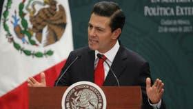 Peña Nieto rechazó las acusaciones de espionaje político en México
