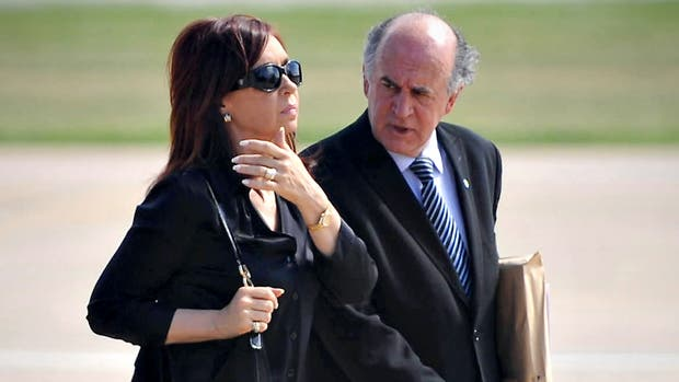 Revelan audio donde Cristina Fernández llama a