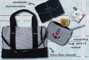 Bolso Maternal: tips y gangas