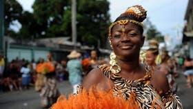 La mayoría de la población tica de origen africano se concentra en la zona del Atlántico.