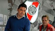 Marcelo Gallardo y Pedro Hansing, dos protagonistas de esta historia