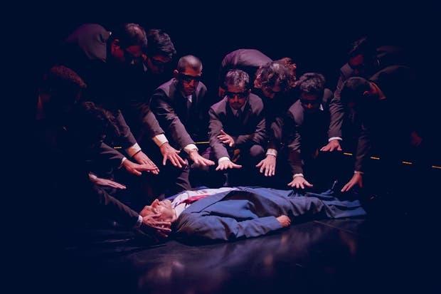 Gran puesta de Pablo Caramelo, con un elenco idóneo