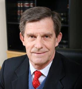 Gerardo Seidel, presidente de la UIC