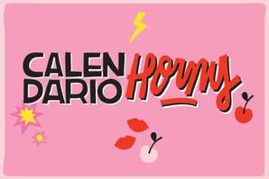 Calendario Horny: activá el deseo con tu pareja