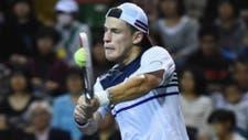 """Diego Schwartzman-Jo Wilfried Tsonga: """"El Peque"""", en la definición del ATP 250 de Amberes"""