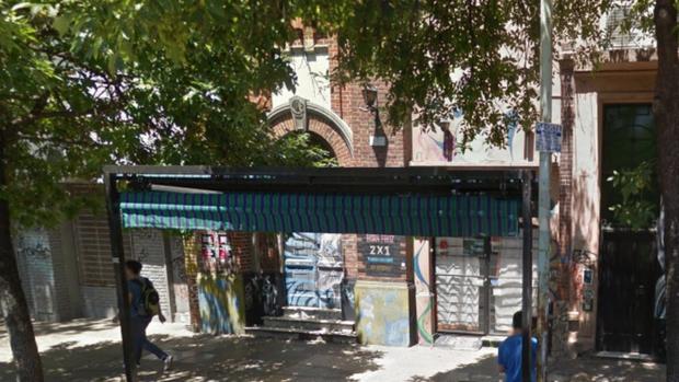 """El bar cultural """"Despierta"""" que fue asaltado por cinco delincuentes"""