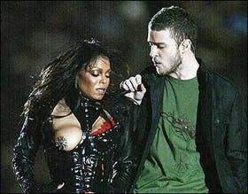 La imagen de la controvertida escena de la cantante