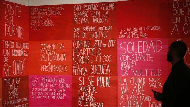 Windows, de Mariela Scarfati, se podrá ver en el Malba