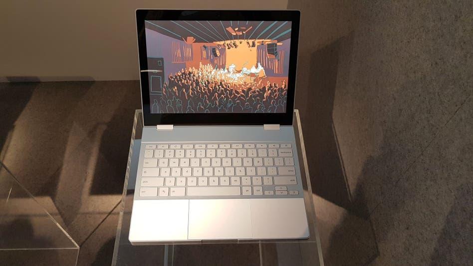 Fotos de Chrome OS
