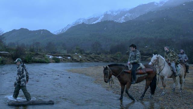 Los escenarios naturales de San Martín de los Andes son retratados con maestría por la cámara de Fernando Locket