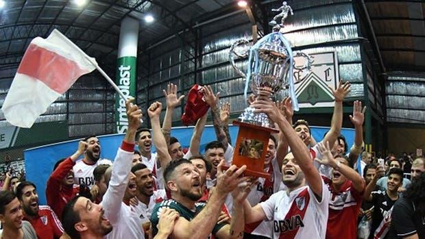 River otra vez con el título de la Copa Argentina