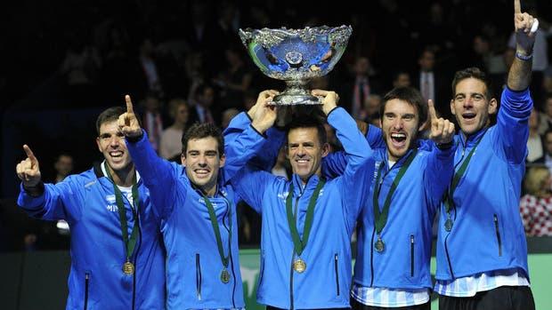 Copa Davis 2017: Kazajistán el rival de la Argentina en el repechaje para mantenerse en el Grupo Mundial