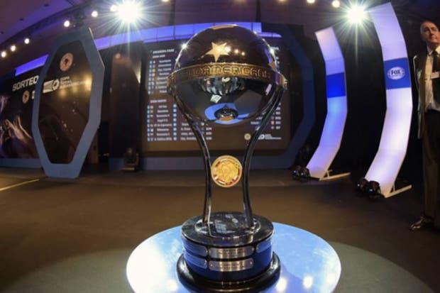 La Copa Sudamericana se sorteará en Santiago de Chile