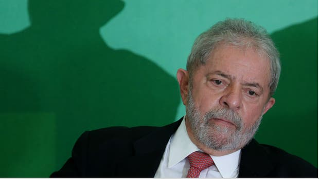 Lula, en el ojo de la tormenta, por las escuchas y el caso de corrupción Petrolao