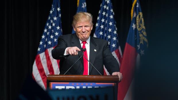 Donald Trump vuelve a ser el favorito en los sondeos