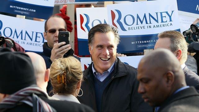 Romney, el candidato con más posibilidades de presentar un tercer partido