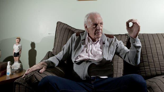 César Luis Menotti, ex entrenador campeón del mundo