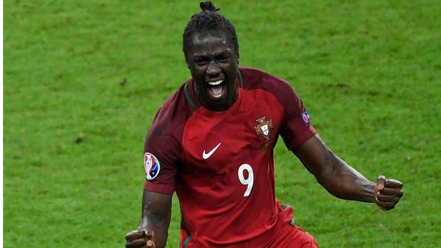 Apostó cinco euros por el gol de Éder en la final de la Eurocopa y se hizo millonario