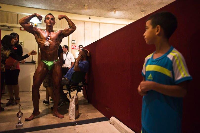 ¿El sueño del pibe?. Foto: Fotos de EFE, AP, AFP y Reuters